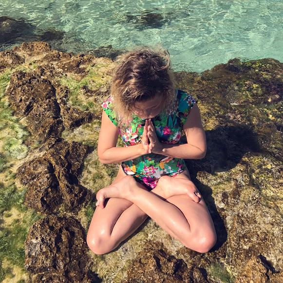 Yoga und Surf Retreat mit Camilla