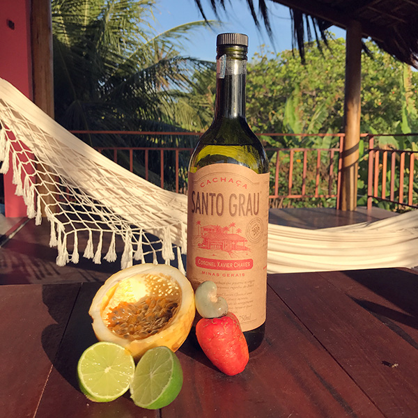 Wie die Brasilianer ihren Caipirinha  wirklich trinken