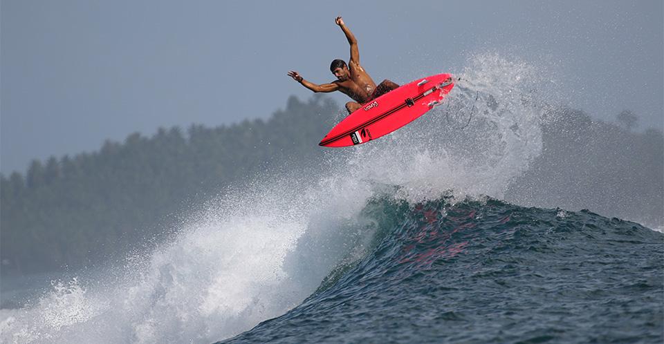 Surfteacher Michel